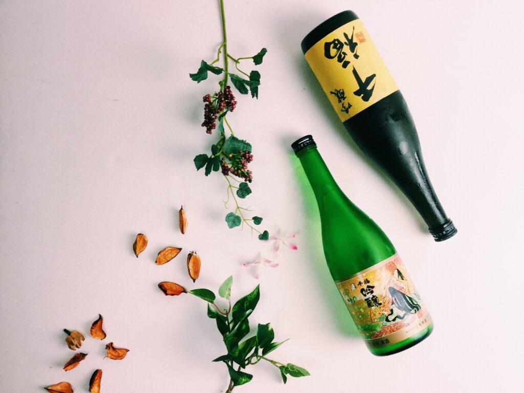 1.希少性の高い日本酒が届く
