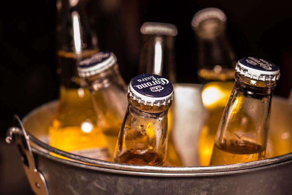 ビールを美味しく飲むには適温を知ろう