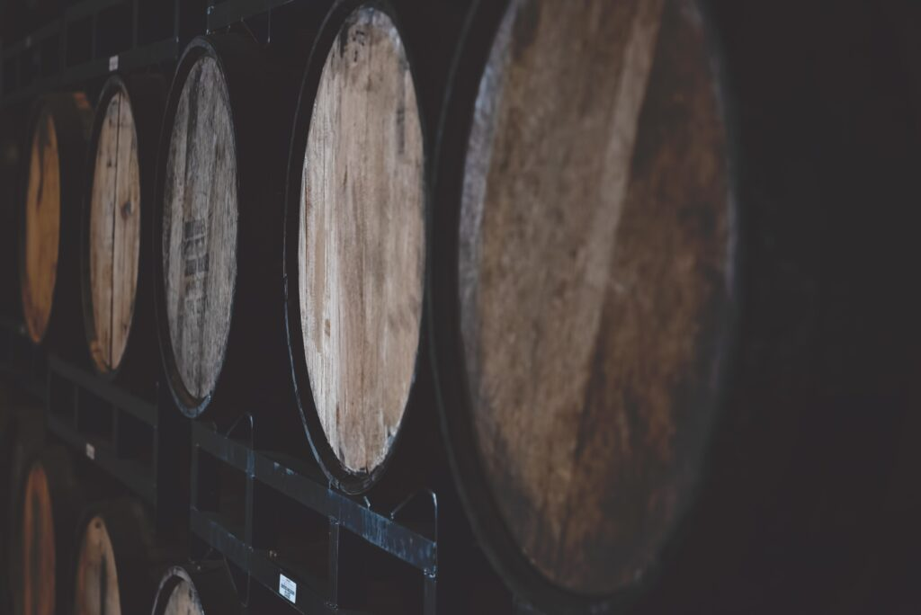 ミズナラ樽が生み出す奇跡の原酒